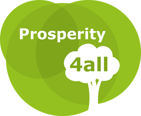 Logo Prosperity for all