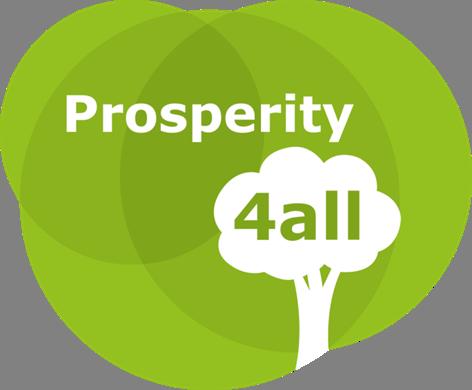 Logo Prosperity for all